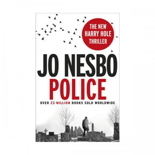 Harry Hole Series #10 :  Police (Paperback, 영국판)