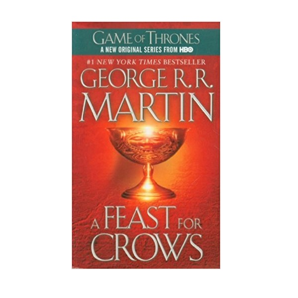 RL 5.3 : A Song of Ice and Fire #4 : A Feast for Crows (Mass Market Paperback)
