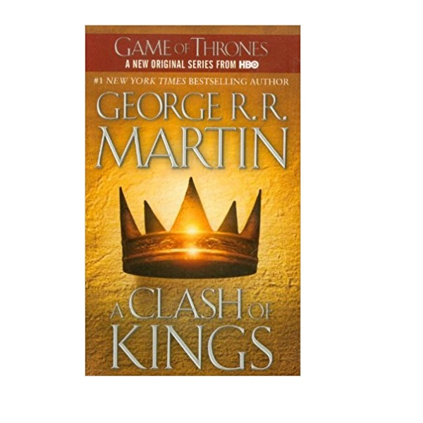 RL 5.5 : A Song of Ice and Fire #2 : A Clash of Kings (Mass Market Paperback)
