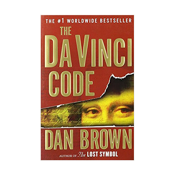 RL 6.4 : The Da Vinci Code (Mass Market Paperback,Movie Tie-in)