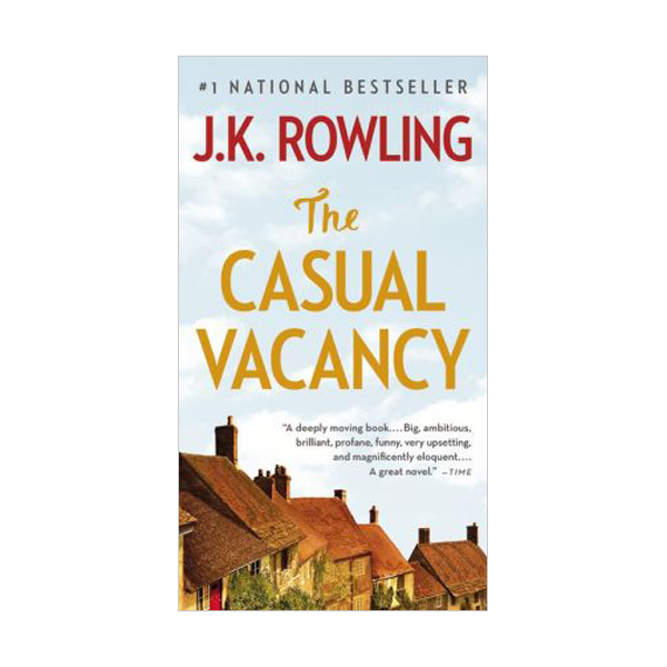 RL 7.2 : The Casual Vacancy (Mass Market Paperback)