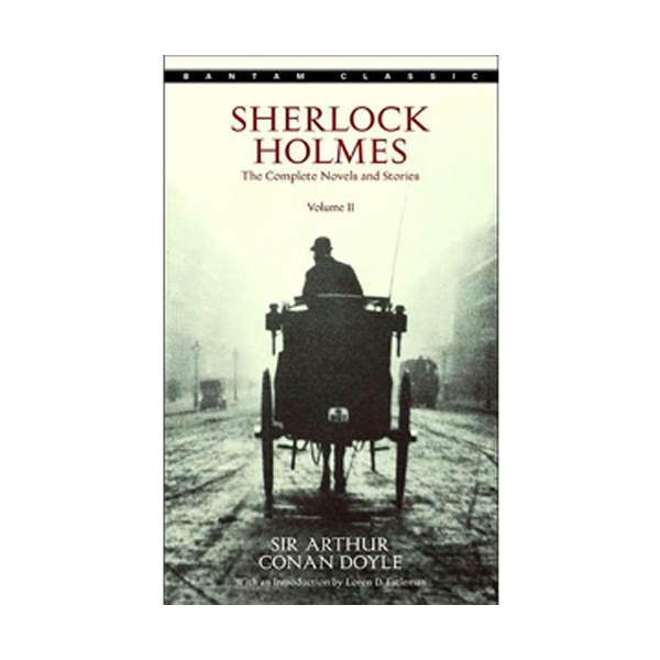 Sherlock Holmes : The Complete Novels and Stories Volume 2 (Mass Market Paperback)