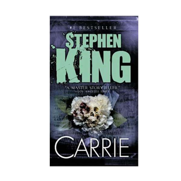 Stephen King : Carrie (Mass Market Paperback)