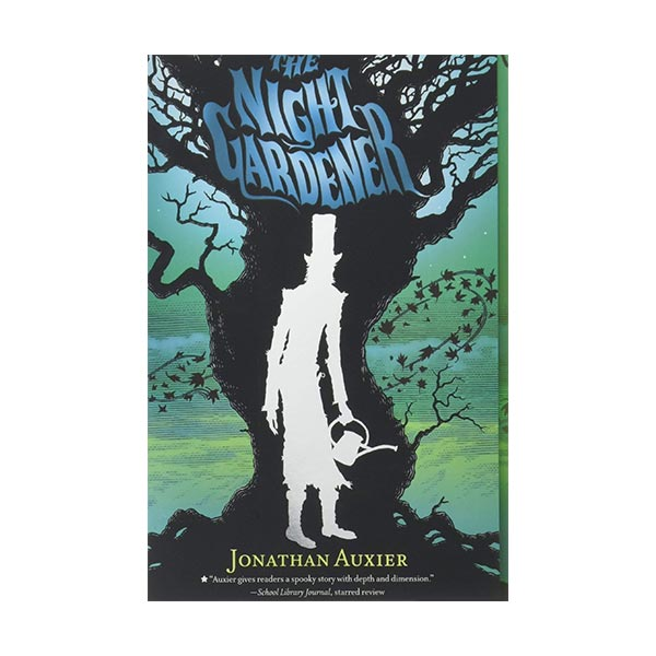 [모닝캄 2015-16] RL 4.9 : The Night Gardener (Paperback)