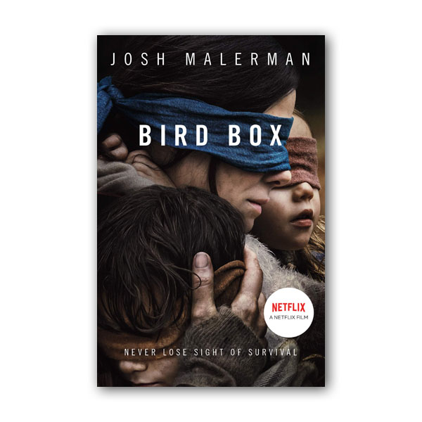 [버드박스] Bird Box (Paperback, Film tie-in edition, 영국판)