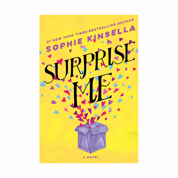 Surprise Me (Mass Market Paperback)