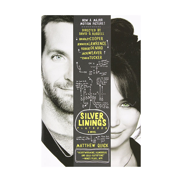 The Silver Linings Playbook: A Novel (Paperback, Movie Tie-in)