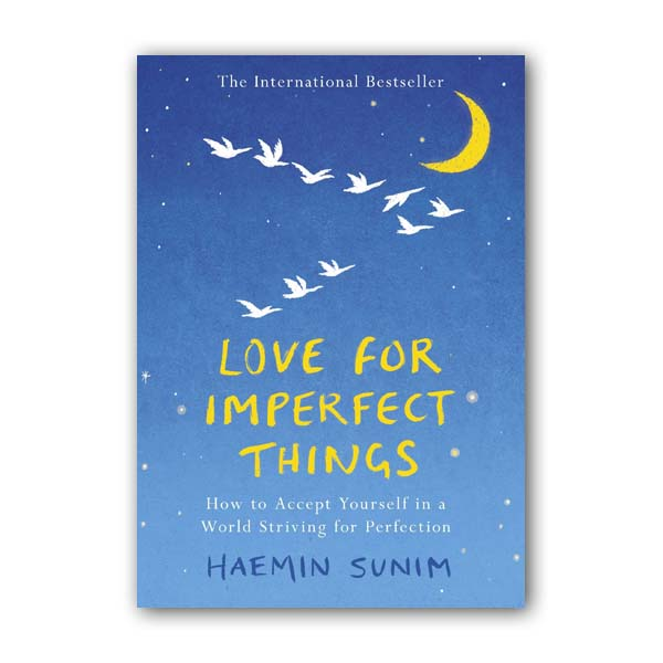 [혜민스님] Love for Imperfect Things (Hardcover, 영국판)