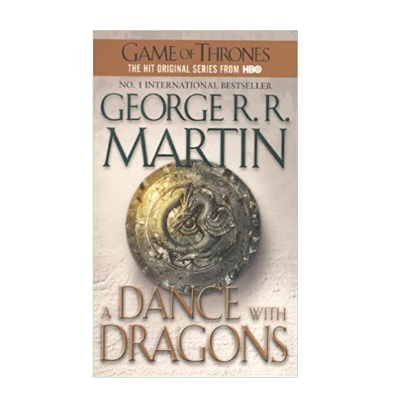 A Song of Ice and Fire #5 : A Dance with Dragons (Mass Market Paperback)