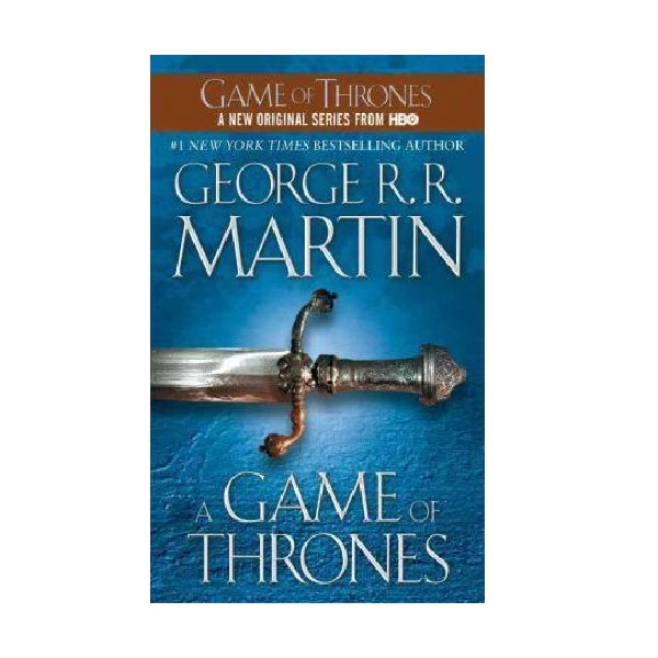RL 5.5 : A Song of Ice and Fire #1 : A Game of Thrones (Mass Market Paperback)
