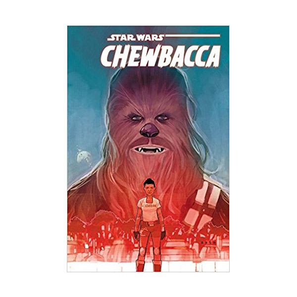 Star Wars: Chewbacca (Paperback)