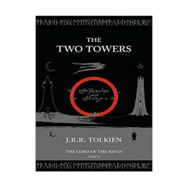 The Lord of the Rings : The Two Towers (Paperback, 영국판)