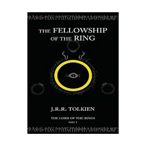 [정가인하] The Lord of the Rings : The Fellowship Of The Ring (Paperback, 영국판)