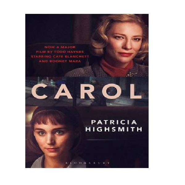 Carol (Paperback, Movie Tie-In, 영국판)