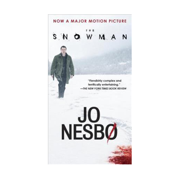 Harry Hole #07 : The Snowman (Paperback, Movie-Tie)