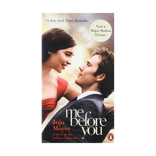 Me Before You (Paperback, Movie Tie-In)