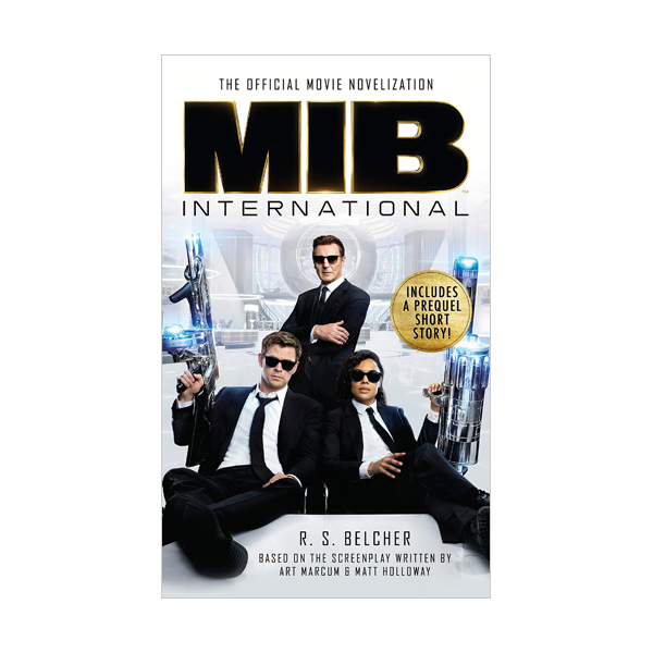 Men In Black International : The Official Movie Novelization (Paperback, MTI)