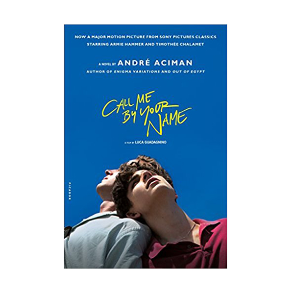 RL 6.1 : Call Me by Your Name (Paperback, Movie-Tie)