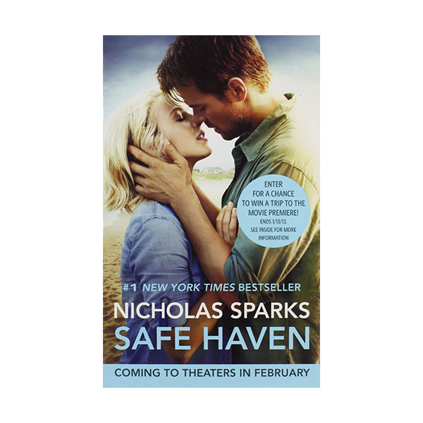 Safe Haven (Mass Market Paperback, Movie Tie-in)