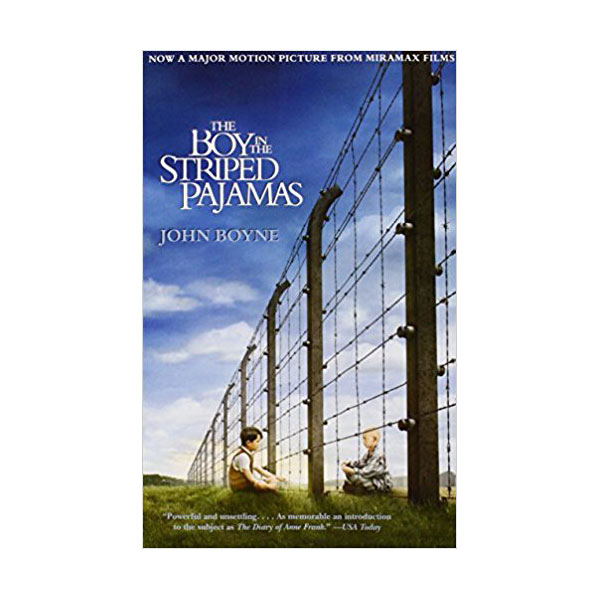 The Boy in the Striped Pajamas (Movie Tie-In, Paperback)