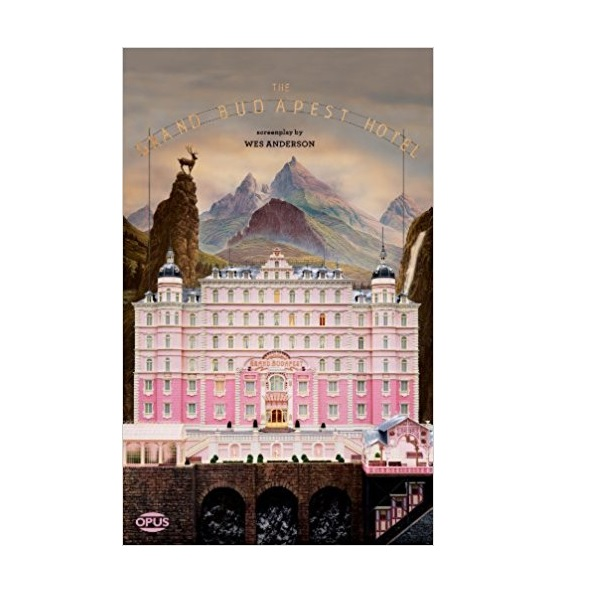The Grand Budapest Hotel : The Illustrated Screenplay (Paperback)