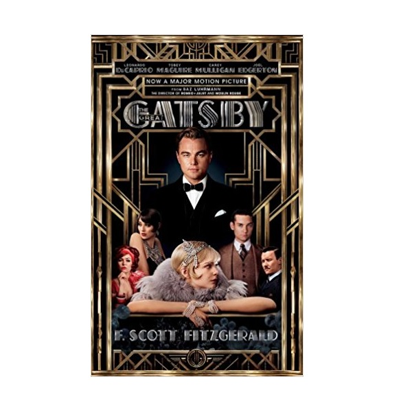 The Great Gatsby (Paperback, Movie Tie-in)