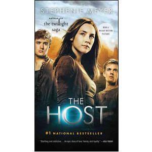 The Host: A Novel (Mass Market Paperback)
