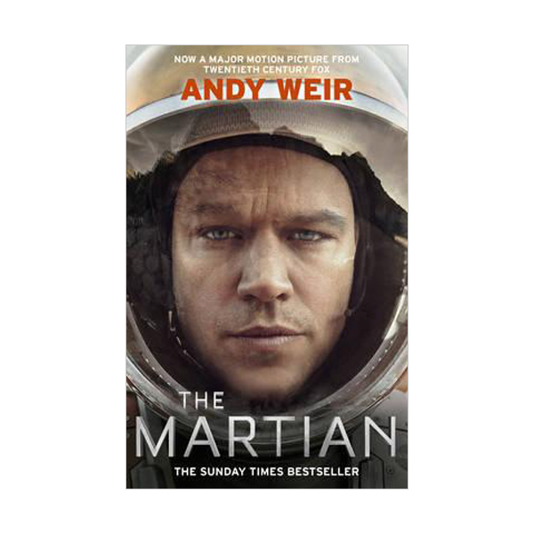 [모닝캄 2016-17] The Martian (Paperback, Movie Tie-In 영국판)