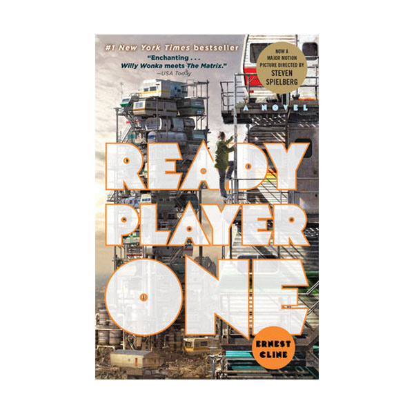 Ready Player One (Movie Tie-In, Mass Market Paperback)
