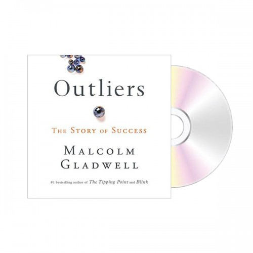 Outliers : The Story of Success (Audio CD)(도서미포함)