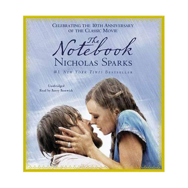 The Notebook (Audio CD)