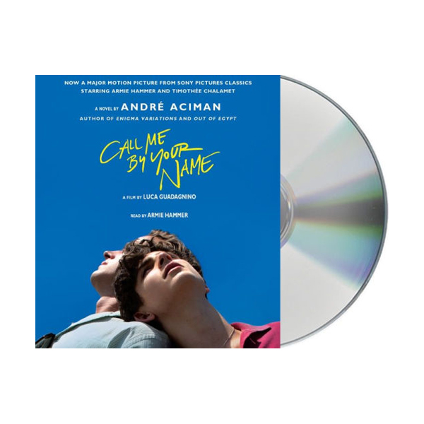 Call Me by Your Name (Audio CD)(도서미포함)