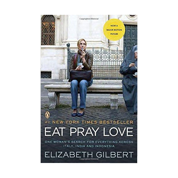 Eat Pray Love (Movie Tie-In,Mass Market Paperback)