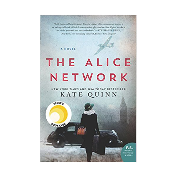 The Alice Network: A Novel (Paperback)