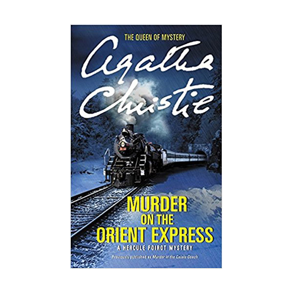 Agatha Christie : Murder on the Orient Express (Paperback)