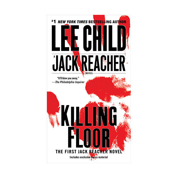 Jack Reacher #01 : Killing Floor (Mass Market Paperback)