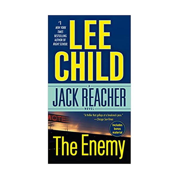 Jack Reacher #08 : The Enemy (Paperback)