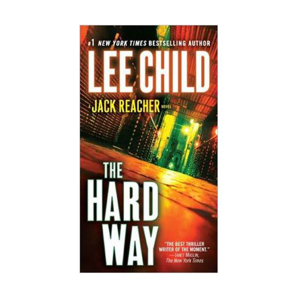 Jack Reacher #10 : The Hard Way (Mass Market Paperback)