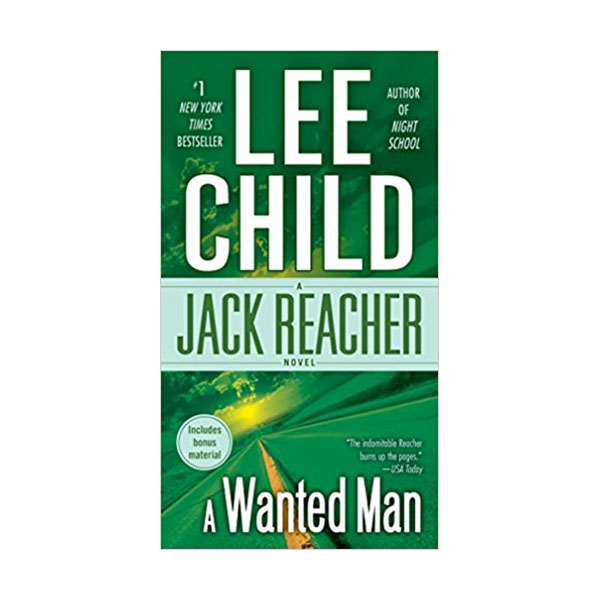 Jack Reacher #17 : A Wanted Man (Mass Market Paperback)