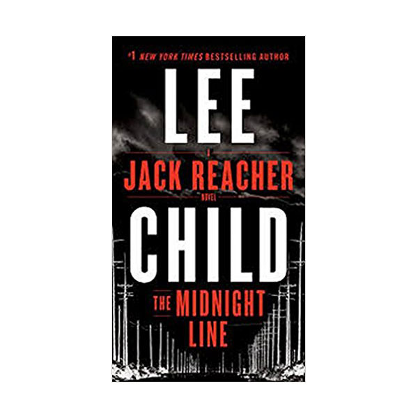 Jack Reacher #22 : The Midnight Line (Paperback)