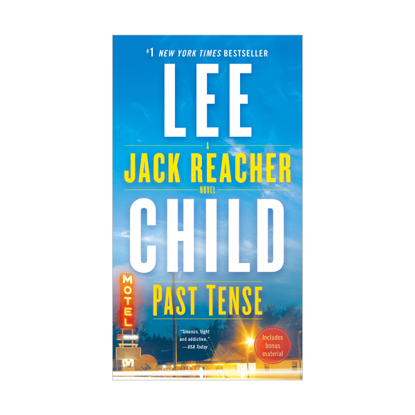 Jack Reacher #23 : Past Tense (Mass Market Paperback)