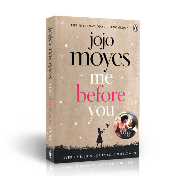 Me Before You (Paperback, 영국판)