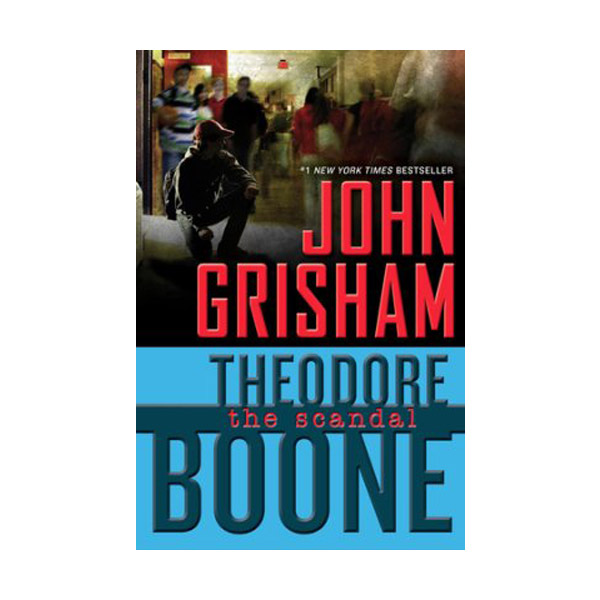 RL 5.3 : Theodore Boone #6 : The Scandal (Hardcover)