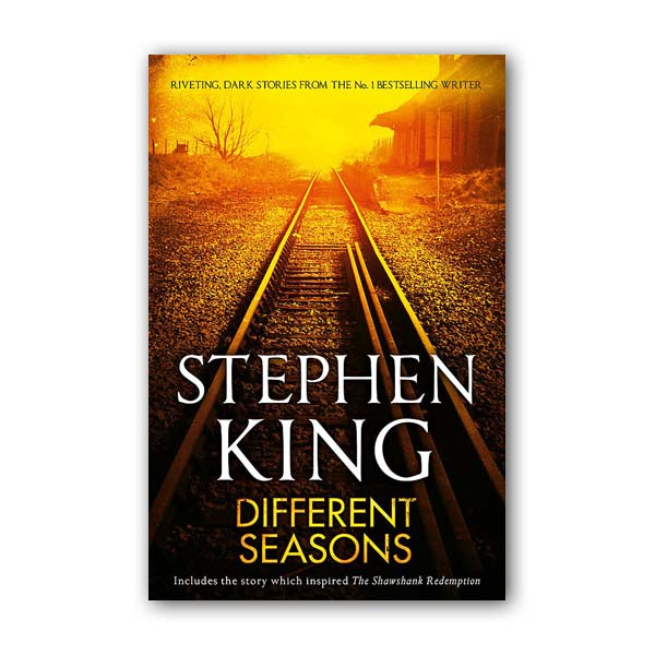 Stephen King : Different Seasons (Paperback, 영국판)