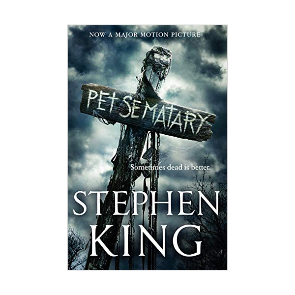 Stephen King : Pet Sematary (Paperback, 영국판)