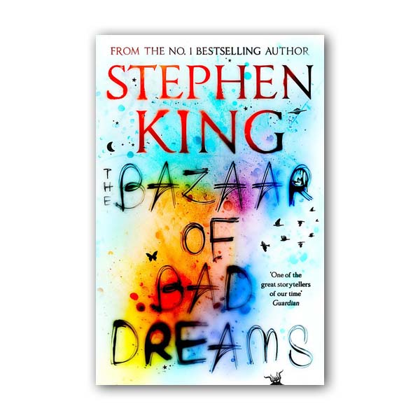 Stephen King : The Bazaar of Bad Dreams (Paperback, 영국판)