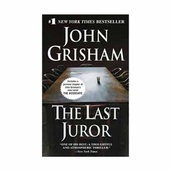 The Last Juror (Mass Market Paperback)