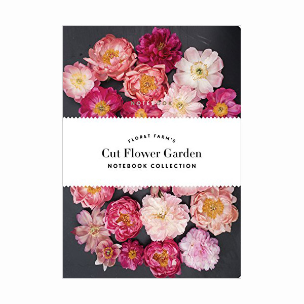 Floret Farm's Cut Flower Garden Notebook Collection (Notebook)