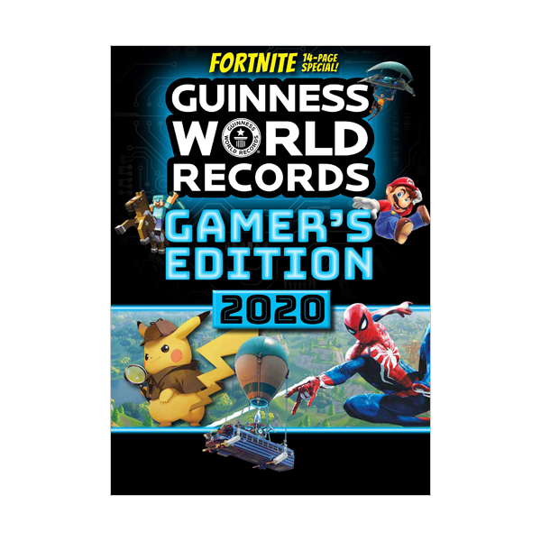 Guinness World Records : Gamer's Edition 2020 (Paperback, 영국판)