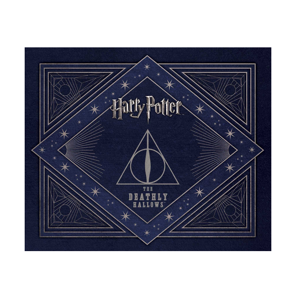 Harry Potter : The Deathly Hallows Deluxe Stationery Set (문구세트)